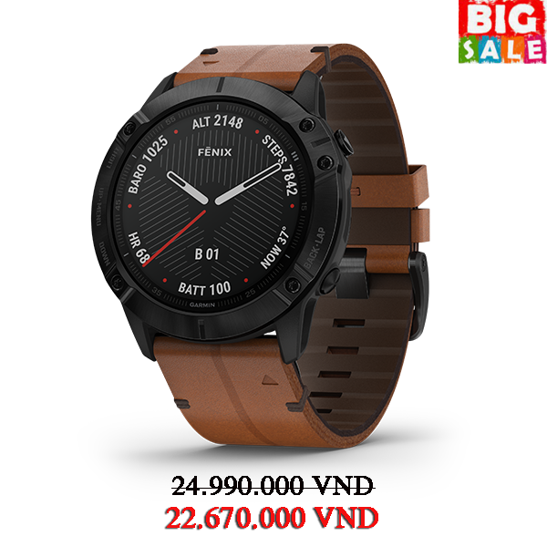 dong-ho-fenix-6x-sapphire--black-dlc-with-chestnut-leather-band