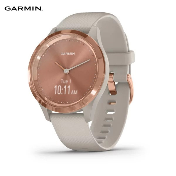 garmin-vivomove-3s,-lightsand-/-rose-gold