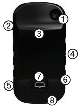 May Dinh Vi GPS Garmin Montana 650 - 2