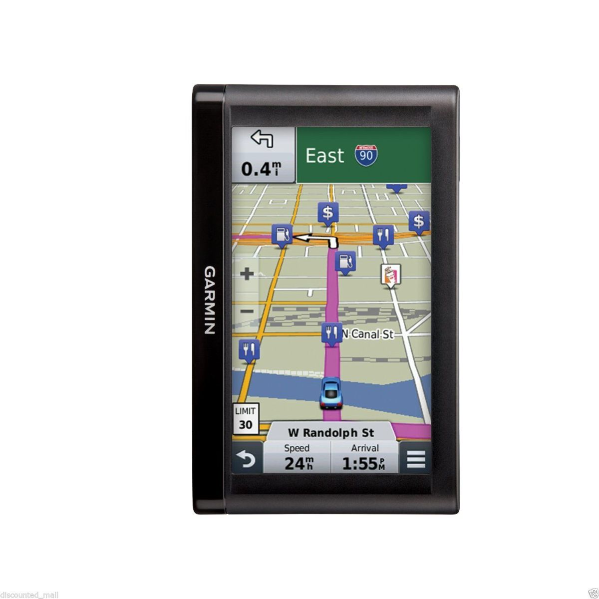 GPS Nuvi 65LM